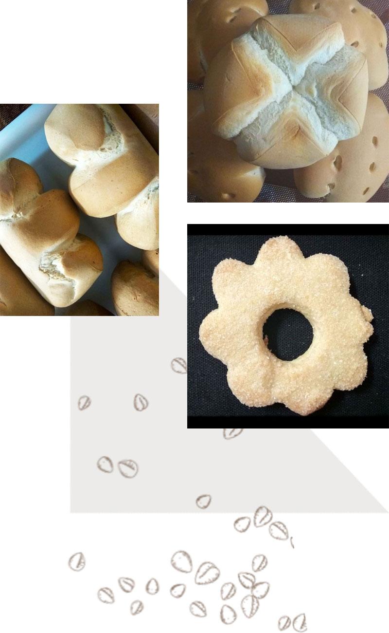 panadería y productos artesanos
